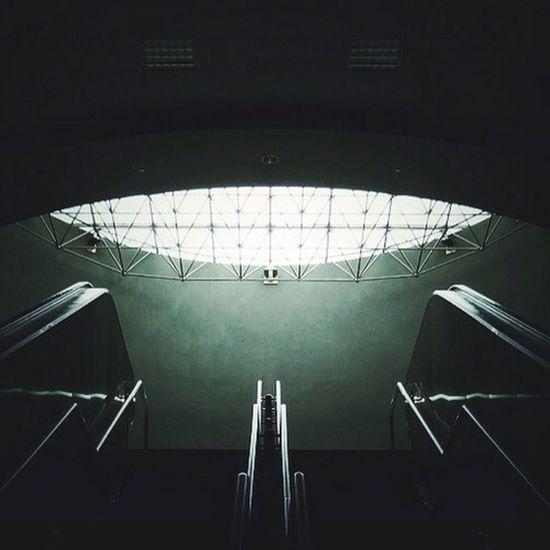 Science Fiction Athens Metro