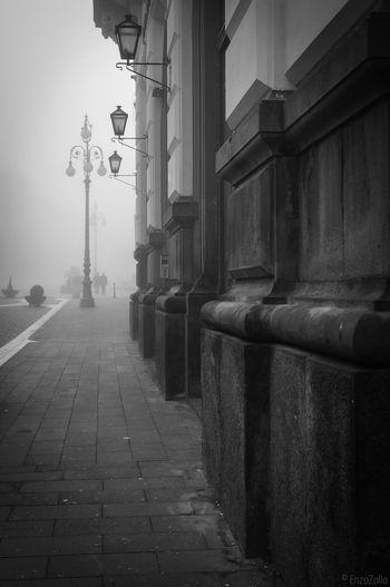 Benevento City Old Town X100 Blackandwhite Fog Fujifilm monochrome photography Sannio Streetphotography