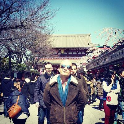 Vin, back in Tokyo. Waddup! ;)