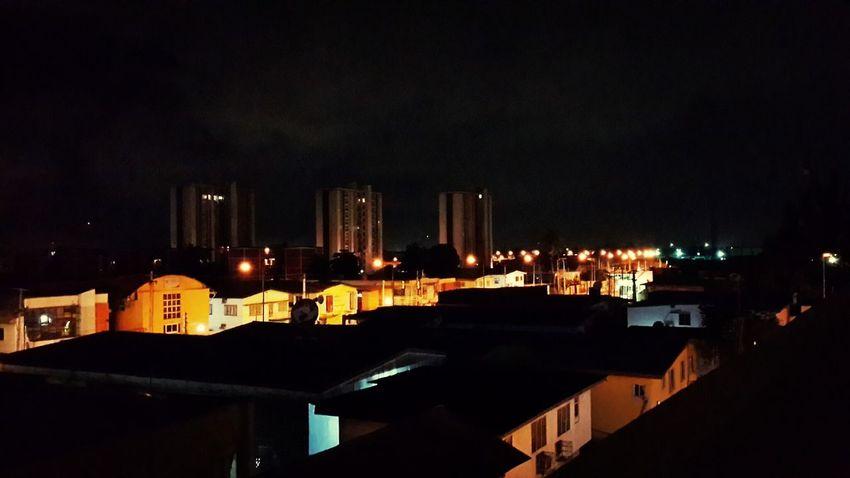 Surulere LeisureMall AdeniranOgunsanya Night #Photo