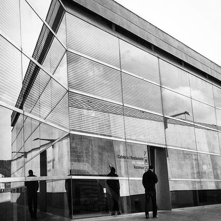 Illusion Clones Reflections Confusion Mirror Glass Mirrorimages Mirrorimage Architecture Splendid_reflections Cartagena SPAIN Architecturelovers Blackandwhite Blackandwhitephotography Bnw_maniac Bnwlife Bnwlovers Bnw Monochrome Mono