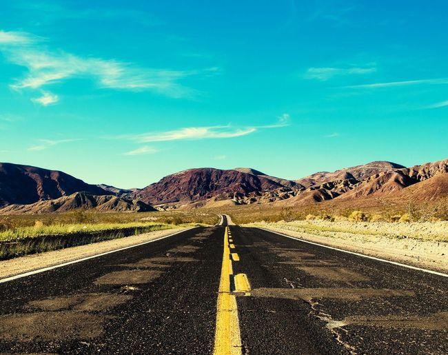 Road Nevada