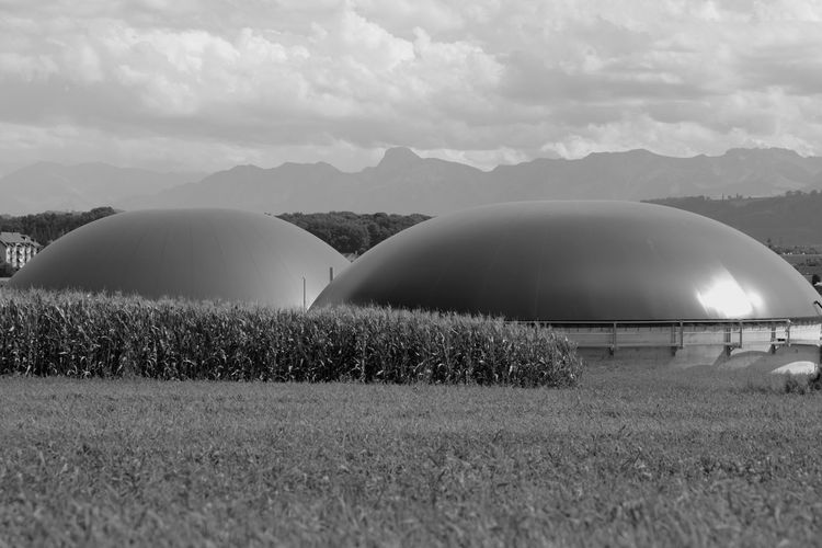 Field Agriculture Landscape Nature Outdoors No People Sky Day Beauty In Nature Mountain Range Stockhorn HJB Black & White Blackandwhite Black Outdoor BerneseAlps Kanton Bern Switzerlandpictures
