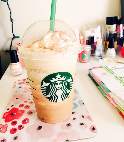 Starbucks Starbucks Coffee Frappuccino Planners & Coffee