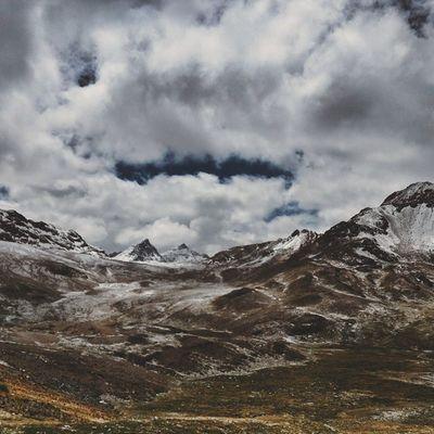 Vscocam Trubitrip Life Peru yuraccocha clouds mountain snow