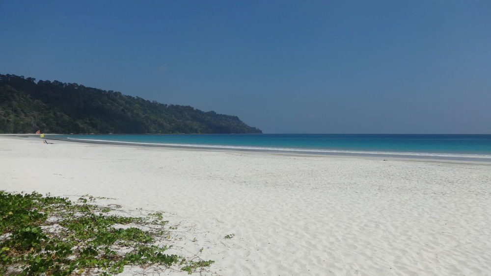 The Great Outdoors With Adobe Andaman Sea Havelock Islands Radhanagarbeach Great Fun Enjoying Holiday