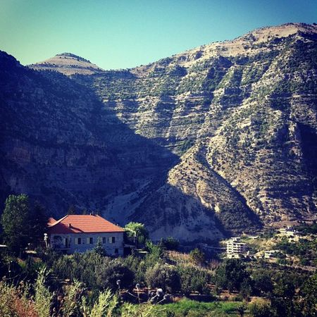 Aqoura Lebanon Igerslebanon Insta_lebanon igersbeirut liban oldhouse mountains igdaily