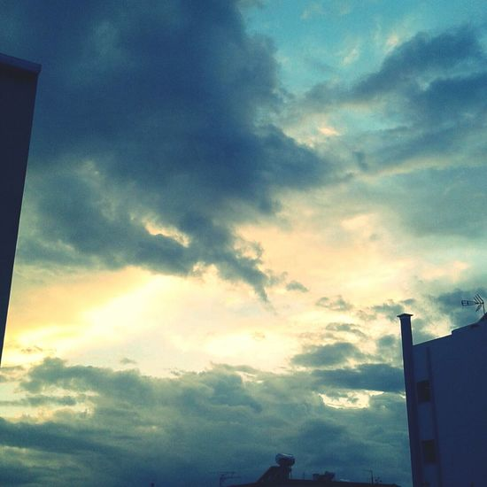Clouds And Sky Athens, Greece GREECE ♥♥