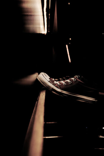 Boots Black Red Floor Step Fashion Stories Texture Photography Photo Of The Day Object Camera Canon Canonphotography Brown Eos77D Shoes Chucks Bar Pub Drinking Sittig Resting Indoors  Close-up Business Stories EyeEmNewHere