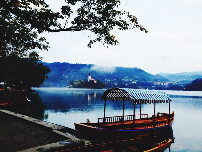 Church Island , Bled Lake
