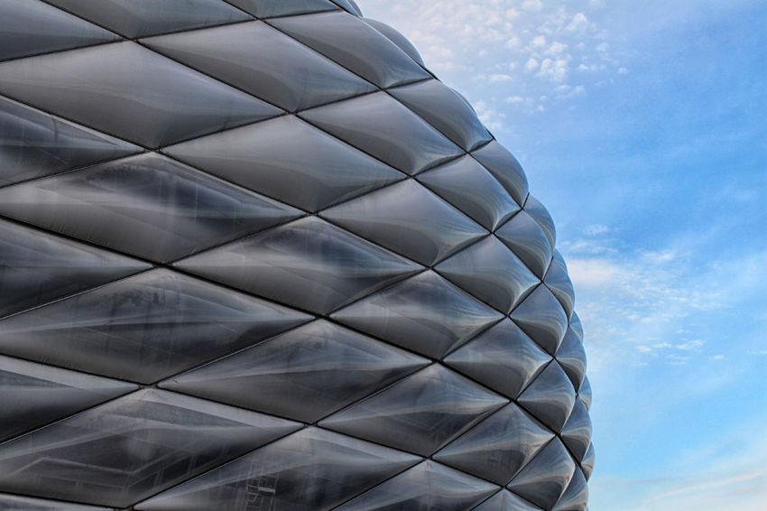 Allianz Allianz Arena Allianzarena BayernMunich Design München Stadium Stadium Atmosphere Stadiums