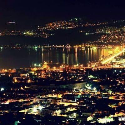 İzmir... iyi gecelerrr?