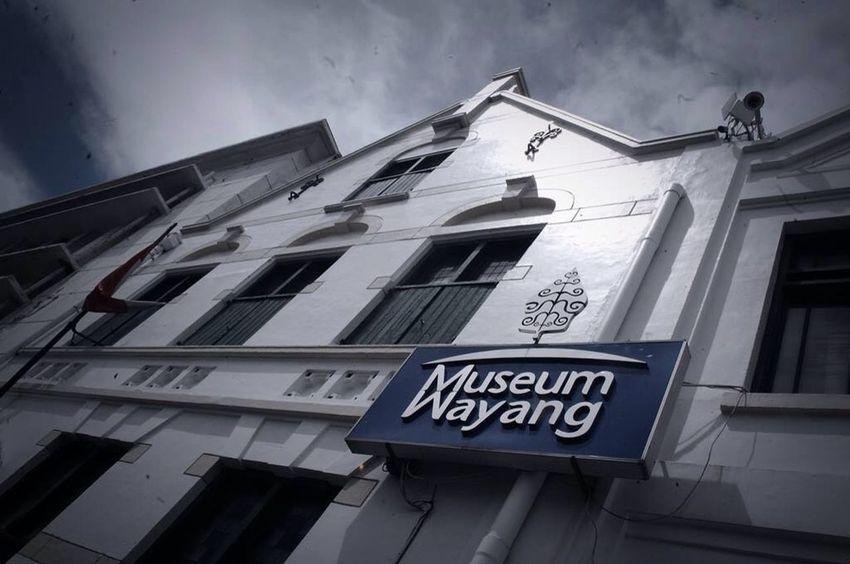 Museum Wayang Jakarta - Indonesia Visiting Museum Puppets Museum Taking Photos Enjoying Life Travelingindonesia