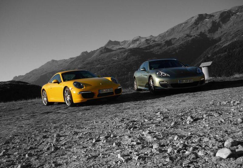 Porsche 911 Porsche Panamera Cars SinCity