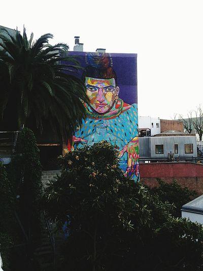 Art Building Exterior