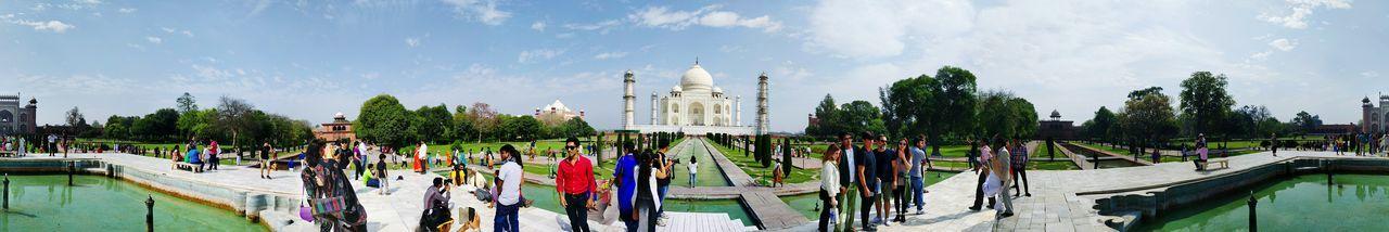인도,타지마할 First Eyeem Photo