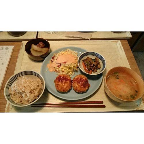 ポノポノ食堂 Lunch 玄米 Cafe 塚口