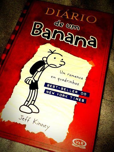 Voltando a ser Criança ! Meuapocalipse Diariodeumbanana ♥! Book Livros Leituradiaria Hello World Relaxing