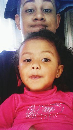 Minha sobrinha linda AmomuitoestarcomEla