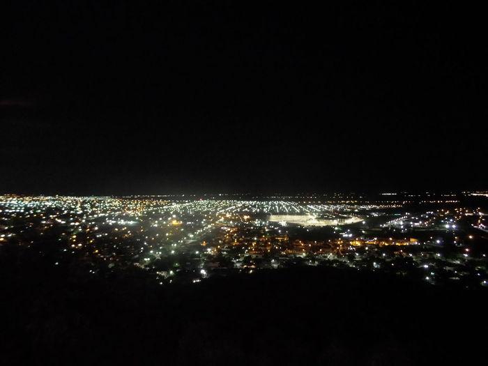 Cityscape 4am
