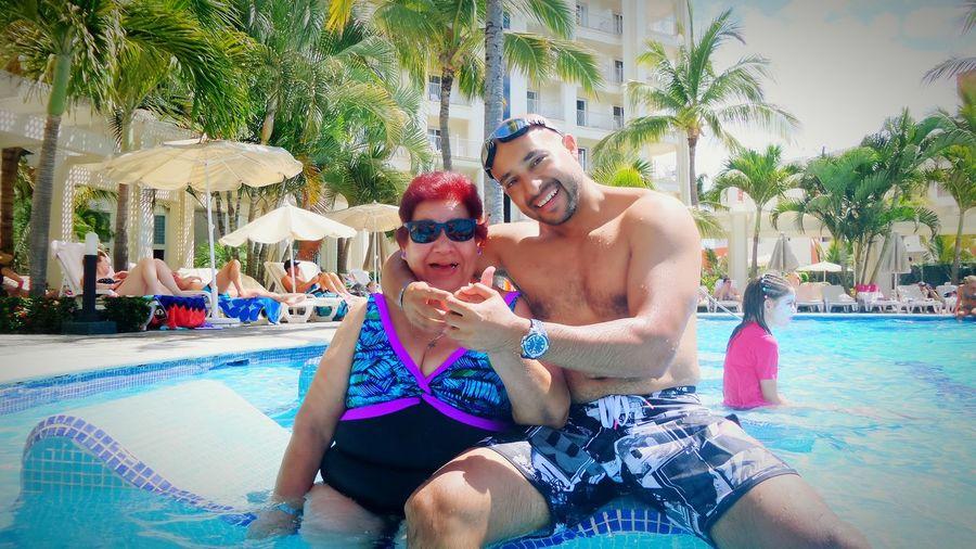 Swimming Pool Sun Nuevo Vallarta Mommy Life Is A Beach Beach