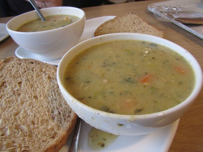 Dinner Bowl Bread Close-up Crockery Eating Utensil Food Food And Drink Healthy Eating High Angle View Meal Ready-to-eat Soup Soup Bowl Spoon Still Life Table Temptation Vegetable Soup Vegetarian Food Wellbeing Еда вегетарианство обед суп