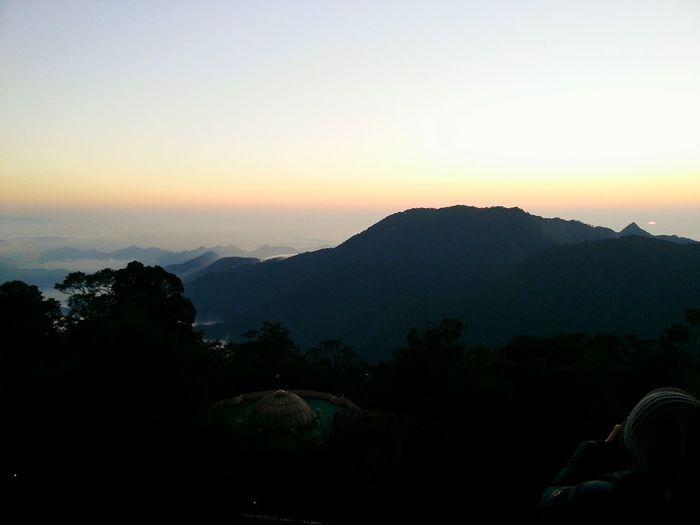 Sun rise Sun Rise Cloud Sea (雲海) Mountains Taiwan