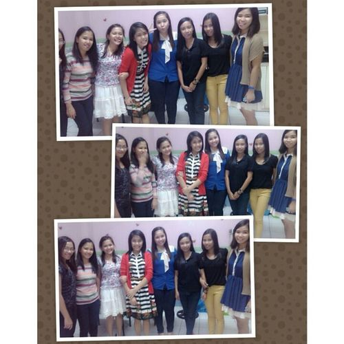 with support group ;)