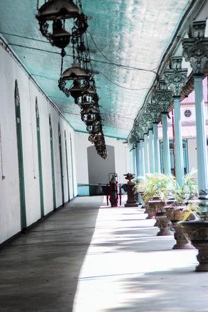 MANGKUNEGARAN Pastel Power Surakarta Everything In Its Place