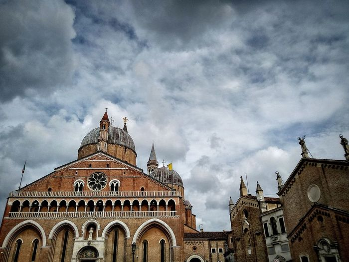 Padova, Aprile 2019 Hdr_Collection City Sky And Clouds Church Religion Spirituality Architecture Building Exterior Built Structure