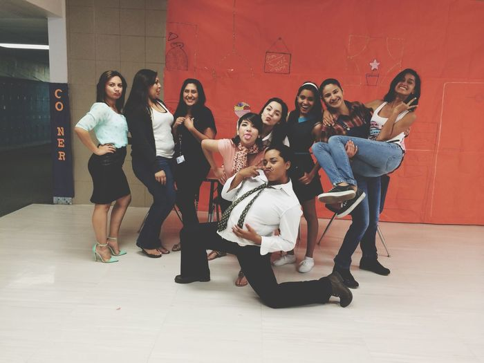 English Class Theater Play We R So Cute