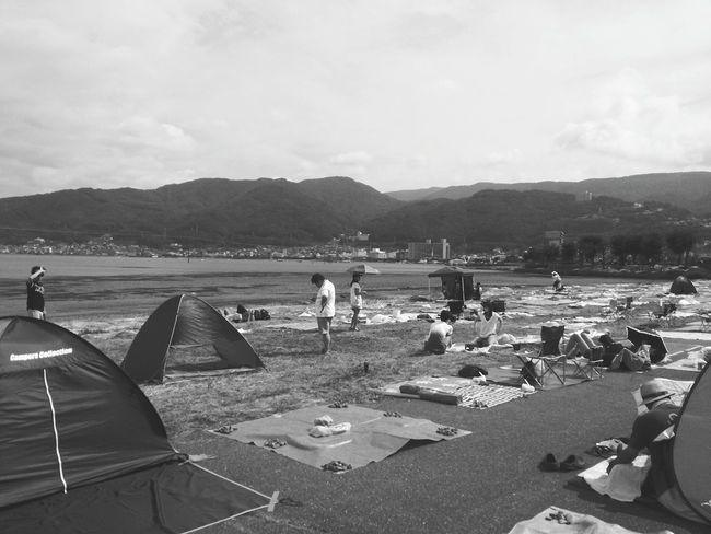 08152016 諏訪湖湖祭上花火大会 諏訪湖花火大会 諏訪湖 花火 Fireworks Morning 場所とり Japan