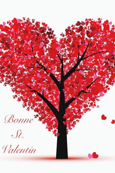 Bonne St. Valentin a tous ♥☺✌