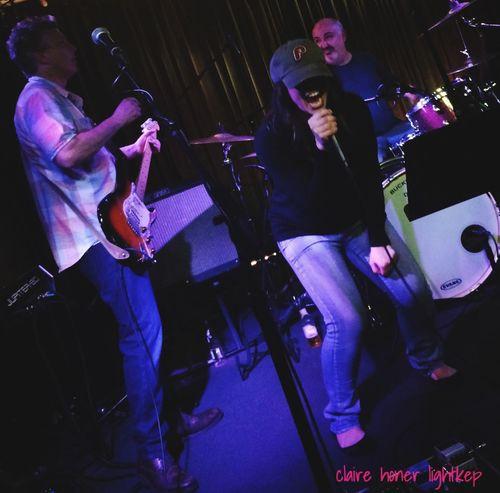 Feirce  Happy Tuesday Wineskin Rock N Roll Jam Puck Live