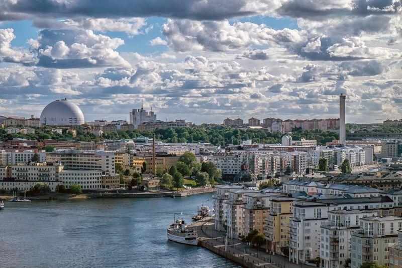 South Stockholm