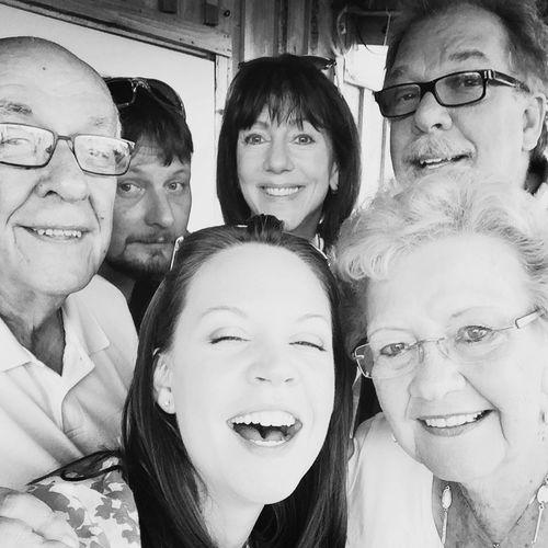 All of us Crazy Kids at Gilligans in Lewes, DE . Good Times