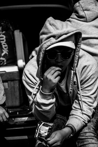 Black & White Black And White Black And White Portrait Black&white Blackandwhite Blackandwhite Photography Blackandwhitephotography Chinese Day Doritos Eating Gangster HipHop Hoodie JUNKFOOD Mask - Disguise Portrait Rap Street Portrait Sunglasses Thug Thuggin Urban Urban Lifestyle Urbanphotography