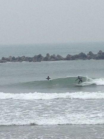 新日 波乗り サーフィン Irago 太平洋 Sea Surfing