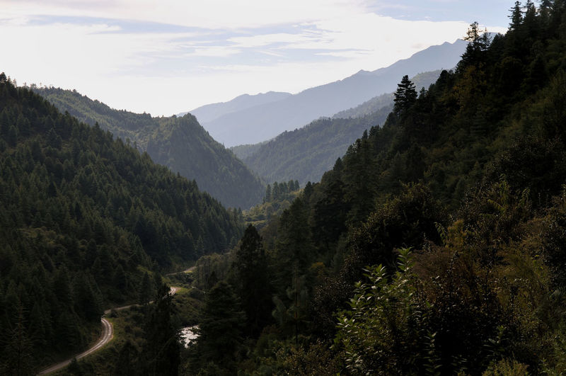 Bhutan - the land of thunder dragon