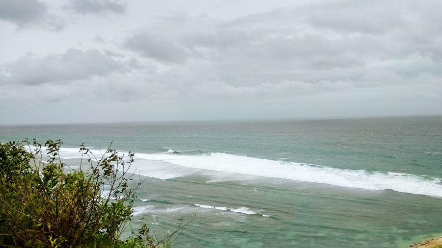 Sea Beach Water Horizon Over Water Nature Sand Wave