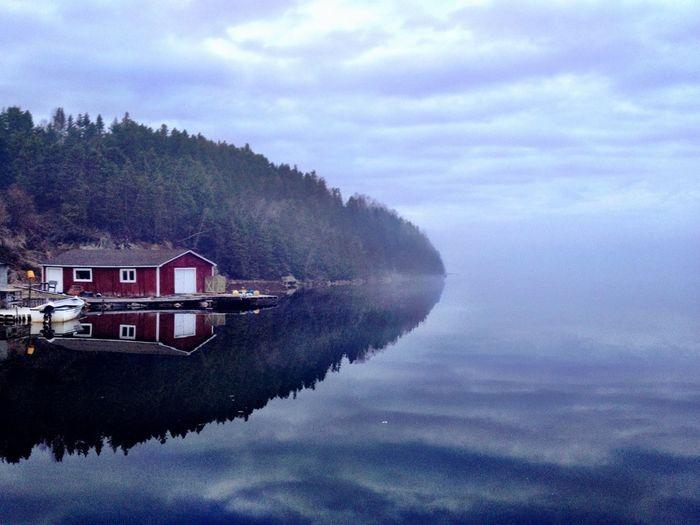 Reflection IPhoneography Landscape TheMinimals (less Edit Juxt Photography)