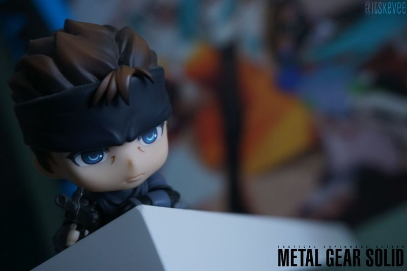 Creativity Focus On Foreground Headshot Indoors  Mask - Disguise Metal Gear Solid Person Solid Snake