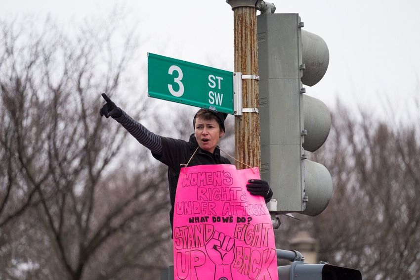 Washington, D. C. Womensmarch Womensmarchonwashington FUJIFILM X-T1 Protest Women Fight
