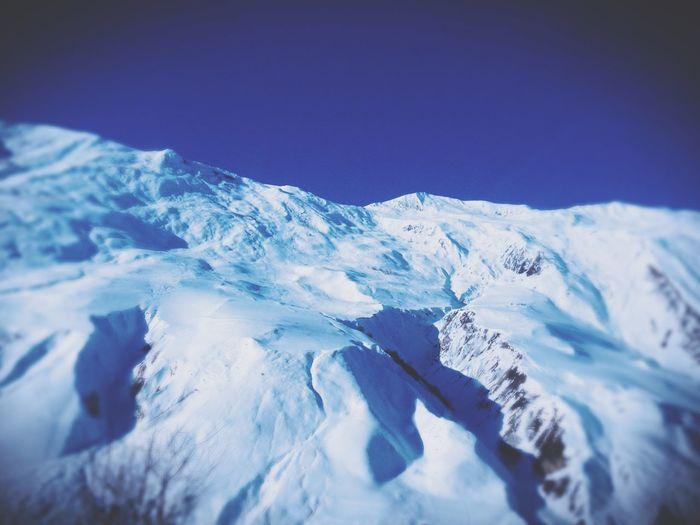Snow Gudauri