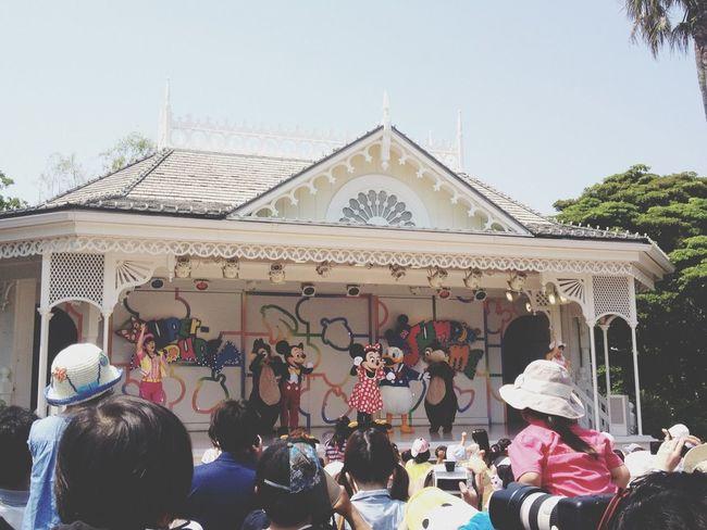 Disneyland Tokyo Disney Land Minnie Mouse Mickey Mouse