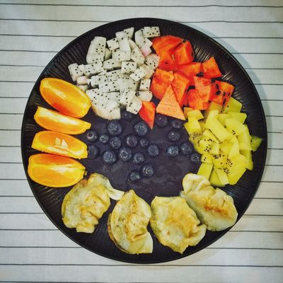 【❤️】早安!🤓 春子私房菜 一个人生活 手机摄影 美食 早餐