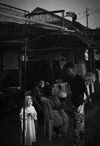 Streetphotography Pangkorisland Malaysia People Photography IPS2016People People Black & White Blackandwhite IPhoneography Iphoneonly Iphonephotography EyeEm Best Shots - Black + White Eye4photography  Taking Photos On The Streets