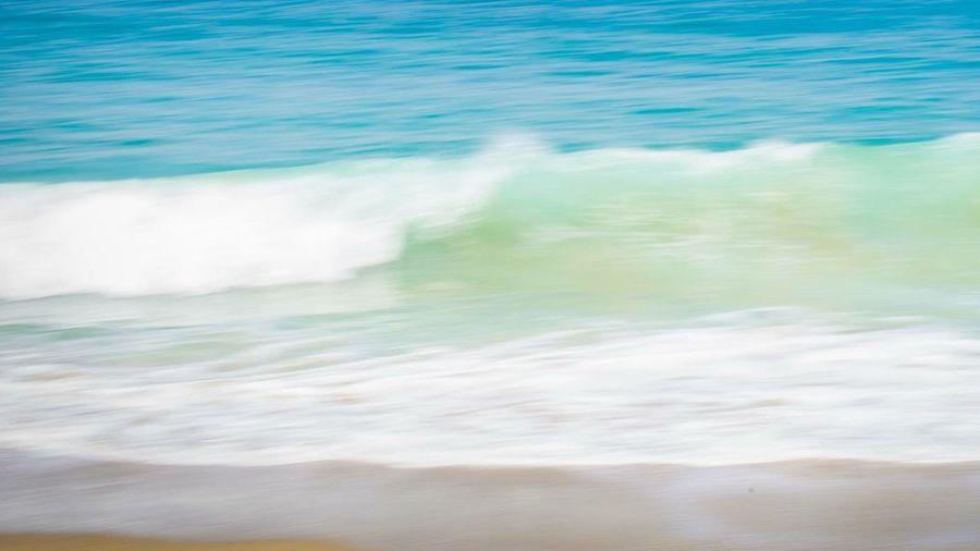 Zuma Beach Zuma Every Breaking Wave U2 Outdoors California Dreaming California Ocean Colour Of Life EyeEm Best Shots - Nature Eyeemphoto Motion Blur Artistic Water Renewal  Refresh Your Mınd.. Zen Peace And Quiet Tranquil Scene My Favorite Place California Dreamin