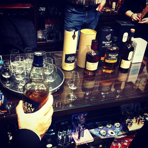 Whisky-Verkostung... #sláinte Slàinte