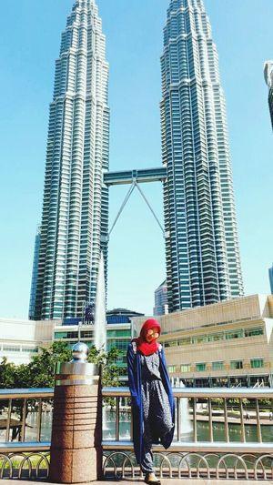Suria KLCC Cityscape